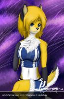 AT .: Shana :. for xXAkilaXx by CocoFoxStudios