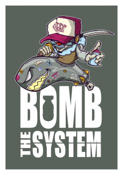 Bomb The System by silifulz