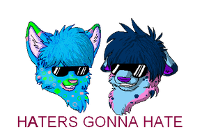 Haters Gonna Hate by CactusFruits