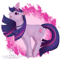 Twilight Sparkle by CunningFox