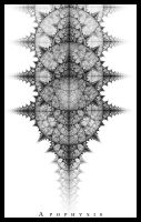 Fractal circles by Gurly