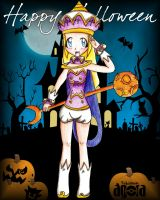 Concurso Agora Halloween by SuperSunny08