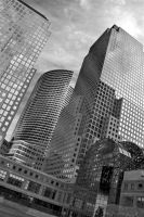 World Financial Center by AlanSmithers