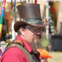 top hat by BrianBrownArmoury