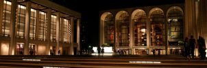 Lincoln Center by psychowolf21