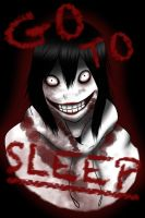 Go To Sleep by MacheteMaiden