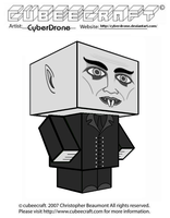Cubeecraft - Nosferatu by CyberDrone