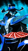 Twisted Fate PAX Skin Vector by Doromac