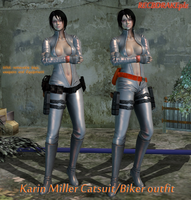 Karin Combat Catsuit (Download) by RECBDRAKEplz