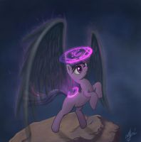 Winged Twilight by Genbulein