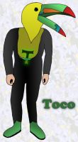 Toco by neromike