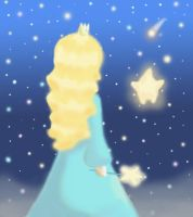 You can Wish from the star by Flariachan