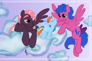 First Flight by LittleTiger488