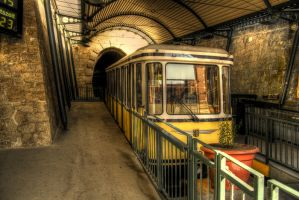 funicular railway by hans64-kjz