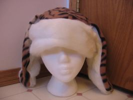 Tiger Bunny Hat by kittyhats