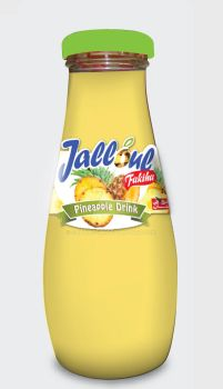 Jalloul - Pineapple Fruit Drink by salwassim