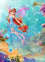 Winx 5 season.Bloom Harmonix by Sweet--Ann