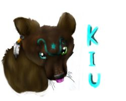 KIU  headshot by CanineCriminal