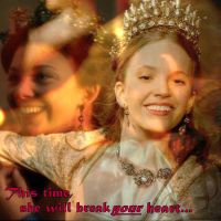 She will break your heart... by LadyNorrington19