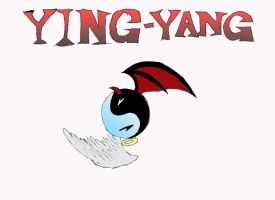 Ying-Yang by artchick8916
