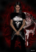 La Femme Punisher 18 by hotrod5