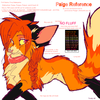 NEW Reference- Paige by Trixity