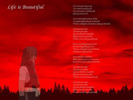 Life is Beautiful by SilverRaven13