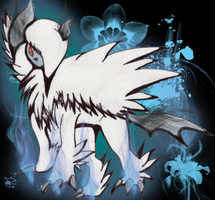 Mega Absol by Louderp
