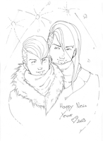Happy New Year 2013 by strange-fiction