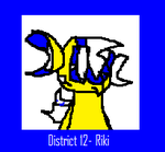 PKMN HG: Riki Icon by FearlessMist