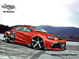 Vw Scirocco by katre-design