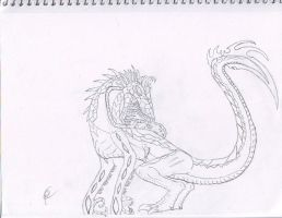Uncolored Entry by Dragonsmana