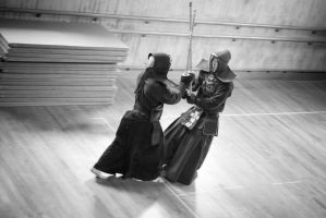 KENDO TRAINING 0100 by vampyr79