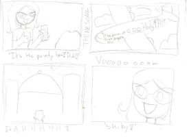 Pope for a Day Story Boards 3 by DoomGirlMeg