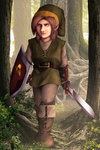Middle Earth Link by FrancoFerrari