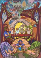 talking with Tom Bombadi by breathing2004