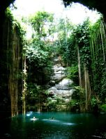 Cenote by Meagan-Marie