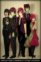 Family Photograph by Rooboid