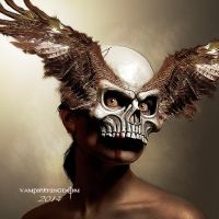 Death's Angel by vampirekingdom