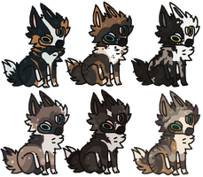 Canine OTA Batch -Closed- by Errored-Adopts