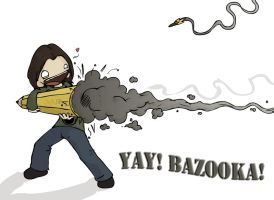 Bazooka by Gazzit