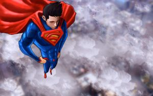 Superman1 by toonz178