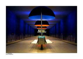 Munich Underground II by cb100