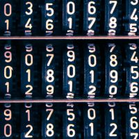 Numbers by sylphire