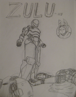 ZULU-189 Cover WIP by Ramrum