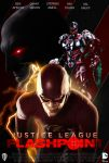 JUSTICE LEAGUE: FLASHPOINT Movie Poster [Fan-Made] by TheDarkRinnegan
