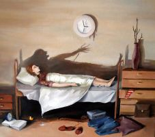 Modern dependence: dreaming by Maiarel