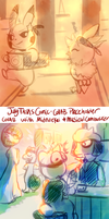 July Tasks (Placeholder) Collab by MusicalCombusken