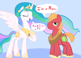 Mac vs PC by Tess-27