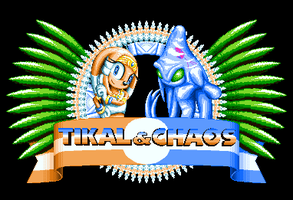 TIKAL ampersand CHAOS by skylights1
